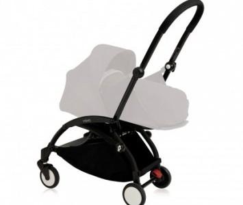 La poussette, l'un des meilleurs moyens de transport de bébé