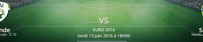 Les pronostics pour les matches du groupe E de l'Euro 2016