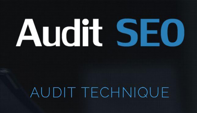 L'audit technique est une étape cruciale pour pouvoir gagner ou regagner en pagerank
