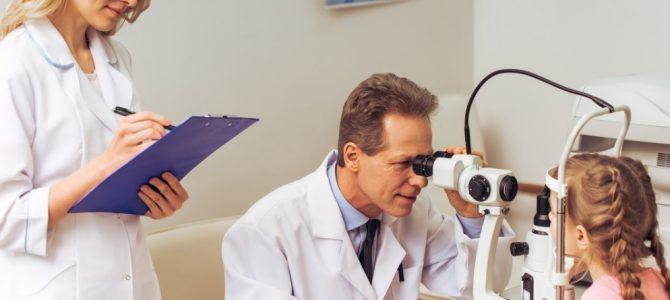 Les soins oculaires prodigués par un ophtalmologue