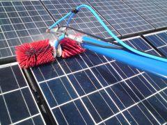 Clean Progress se spécialise dans l'entretien des parcs photovoltaïques