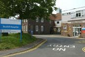 Bexhill Hospital specializes in physiotherapy, amongst other medical fields.