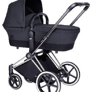 Poussette tout-terrain : partez à l'aventure avec bébé !