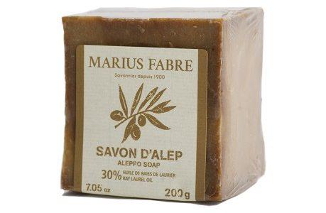 Marius Fabre : découvrez les vertus du savon d'Alep