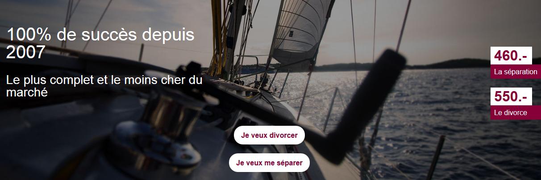 Le site divorce.ch aide les couples à bien remplir leur convention de divorce suisse…