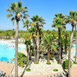 Camping La Palmeraie (Var) : soleil, détente, baignades, spa, restau…